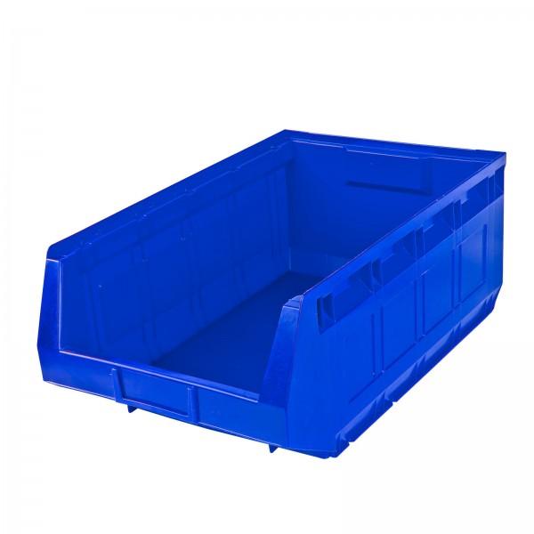 Lagersichtkasten blau, Größe 2