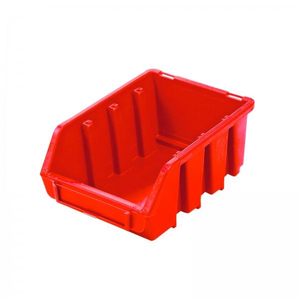 Sichtlagerkasten Gr. 2, rot