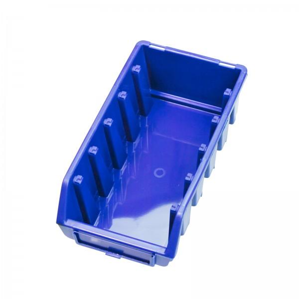 Sichtlagerkasten Gr. 2L, blau