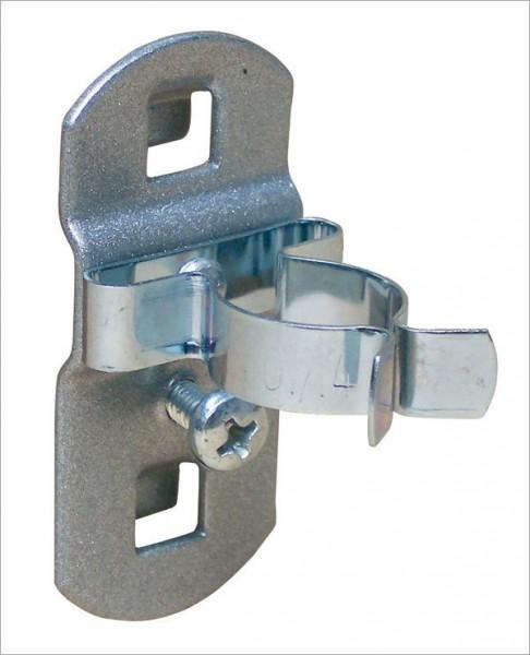 Lochwand-Werkzeugklemme, einfach, Ø 16 mm