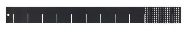 ADB Universaleinteiler, 60 cm, Anthrazitgrau (RAL 7016)