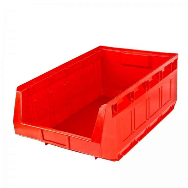 Ergobox, rot, Größe 2