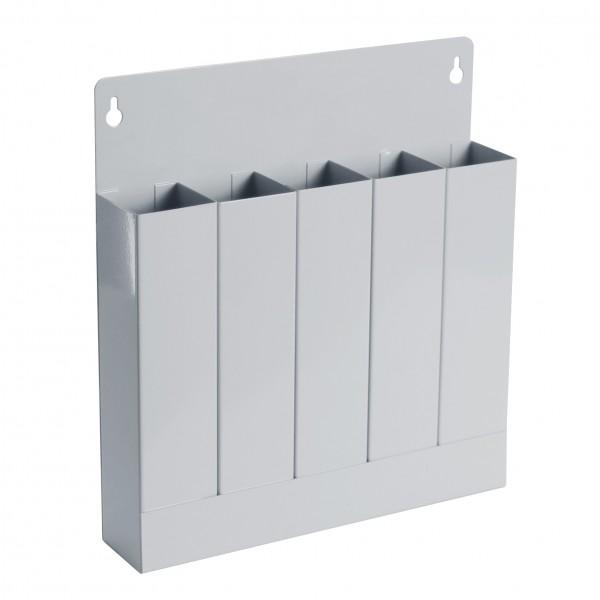 Kabelbinder-Wandhalter 5-fach,H 331 x B 300 x T 61 mm