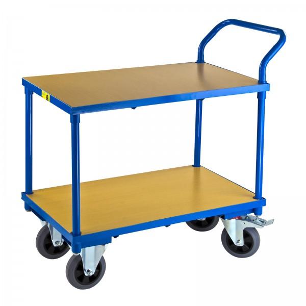 ADB Transportwagen / Etagenwagen mit 2 Etagen