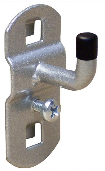 Werkzeughalter, 35 mm, senkrechtes Hakenende