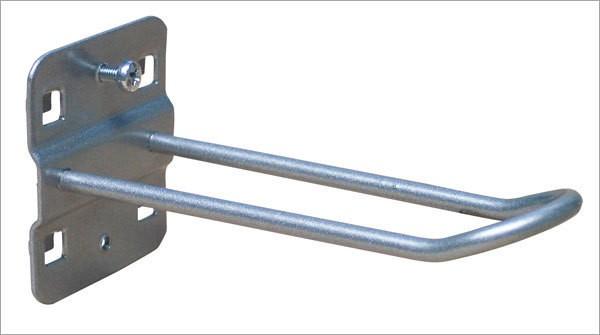ADB Lochwand-Haken für SB Verpackungen (L 125 x B 30 mm)