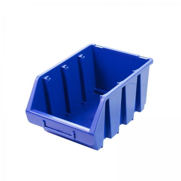 Sichtlagerkasten Gr. 3, blau