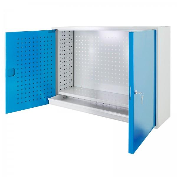 ADB Werkzeugwandschrank mit 2 Türen, 1 Fachboden und 1 Schublade