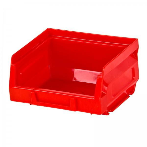 Ergobox, rot, Größe 8