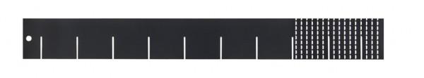 ADB Universaleinteiler, 50 cm, Anthrazitgrau (RAL 7016)