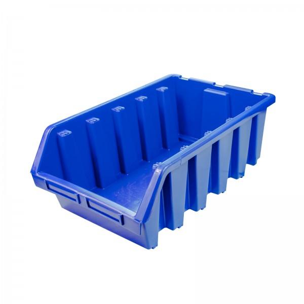 Sichtlagerkasten Gr. 5, blau