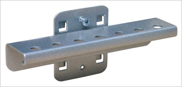 Lochwand Bit-Halter, B 150 x H 35 mm