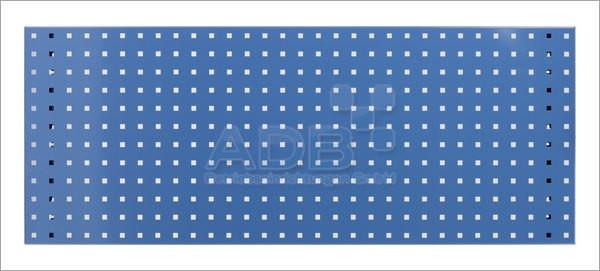 Lochwände, Lichtblau (RAL 5012) verschiedene Längen