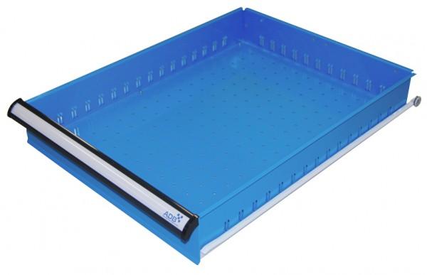 ADB Schublade, Blendenhöhe 50 mm, Lichtblau
