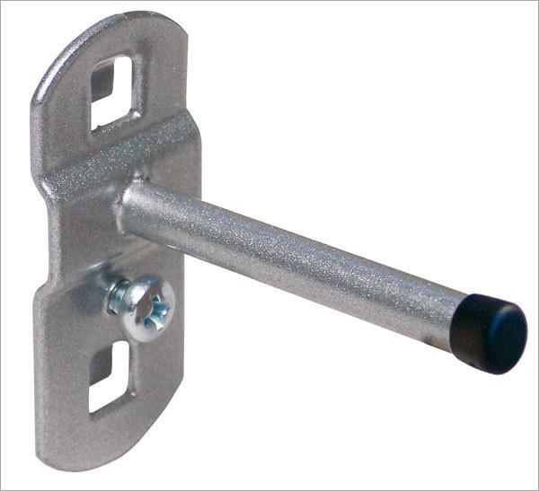 Werkzeughalter mit geradem Hakenende, Länge 100 mm