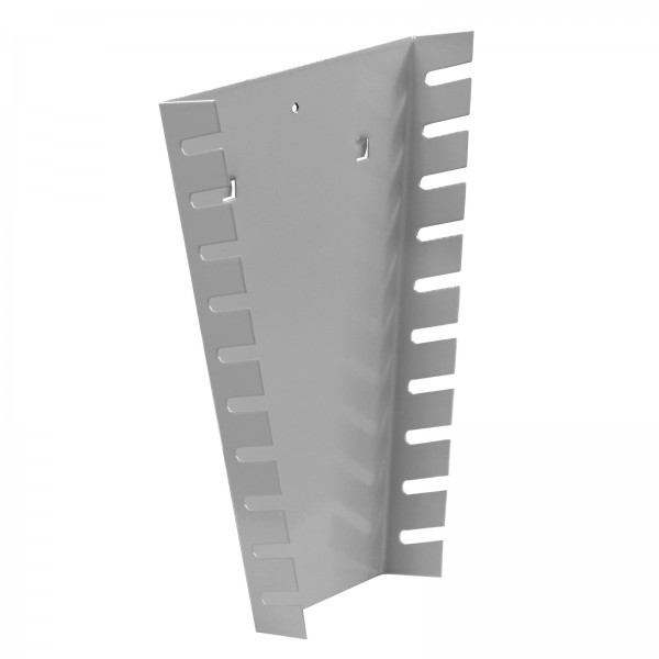 Ring-Maulschlüssel-Halter mit 10 Auflagen, B 225-125 x H 255 mm