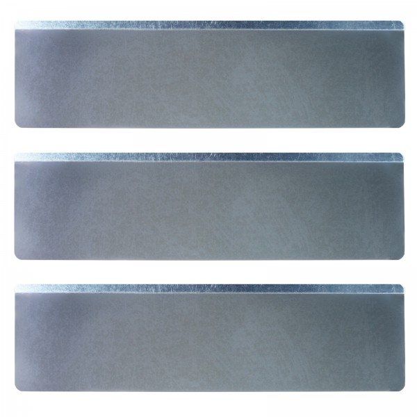 Trennblech-Set, L 348 x H 100 mm