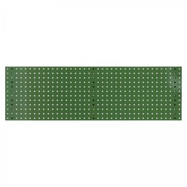 Lochplatte, L 1482 x B 456 mm, RAL 6011