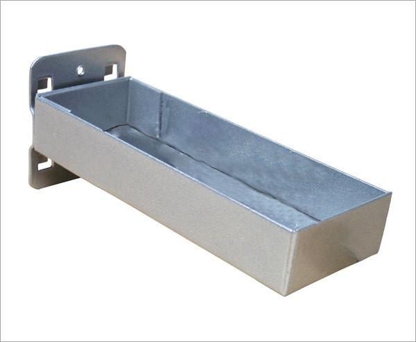 Kleinteileablage ohne Einteilung, L 150 x B 55 mm