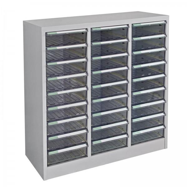 ADB Schubladencontainer / Schubladenschrank mit 27 Schubladen