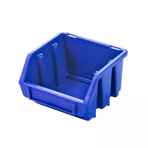 Sichtlagerkasten Gr. 1, blau