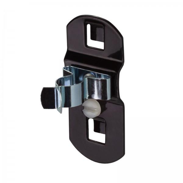ADB Lochwand-Werkzeugklemme, einfach, Ø 13 mm